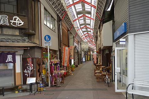 せと銀座通り商店街についての写真2